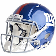 NEW YORK GIANTS RIDDELL NFL FULL SIZE AUTHENTIC SPEED FOOTBALL HELMET