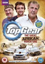 Top Gear: The Great African Adventure [Blu-ray] NEU Jeremy Clarkson Motorsport