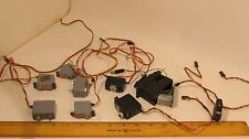 Lot RC Servo Servos Micro Ultra Mini HiTec hitec FMA HS-81/82MG HS-55 FOR PARTS