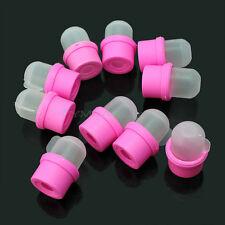 10x Líquido Soaker Removedor Remoción para Acrílico Gel UV Uñas Falsas Manicura