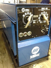 NEW FACE-PLATE FOR MILLER BIG 40 WELDER