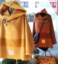 Custom Hudson Bay Blanket Swing Coat with Hook clasp