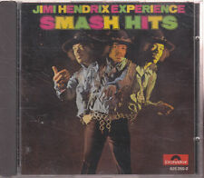 "JIMI HENDRIX EXPERIENCE ""Smash Hits"" CD-Album"