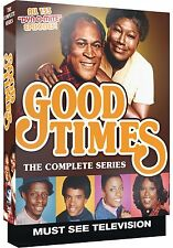 Good Times Complete TV Series Seasons 1 2 3 4 5 6 Boxed/DVD Collection Set NEW!