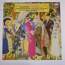 vinyl lp record Poulenc LES BICHES . GEORGES PRETRE - AMBROSIAN SINGERS