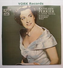 KATHLEEN FERRIER - A Lieder Recital - Ex Con LP Record Ace Of Clubs ACL 307