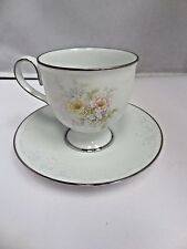 Noritake Ireland cup and saucer, vintage, 2963, anticipation.