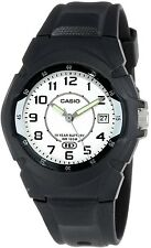 Casio MW600B-7BV Analog 10 Year Battery Watch with Neo Day Display 100M WR NEW