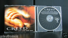 Creed - With Arms Wide Open 5 Track CD Single Incl Video