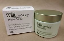 Dr Andrew Weil for Origins Mega Bright Skin Illuminating Moisturizer 1.7 oz New