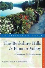 Explorer's Guide The Berkshire Hills & Pioneer Valley of Western Massa-ExLibrary