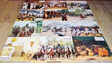 SARRAOUNIA !  jeu 12 photos cinema lobby cards zoulou afrique