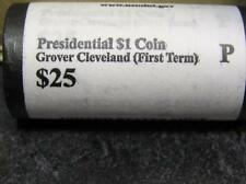 2012-P Grover Cleveland 1st term $25 Presidential $ US MINT Roll Uncirculated!!!