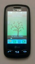 LG Cosmos Touch VN270 - Black (Verizon or Page Plus) Cellular Phone