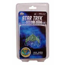 Star Trek Attack Wing: Romulan (I.R.W. Jazkal) Expansion Pack WZK 72328