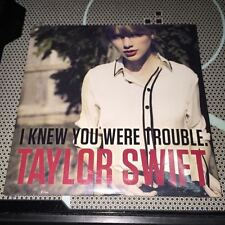 Taylor Swift I Knew You Were Trouble Limited Edition Numbered /2500 CD Single