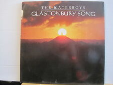 THE WATERBOYS Glastonbury Song +3 more tracks  FREE uk post