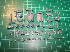 Space Marine Comando escuadrón Armas y Accesorios (bits)