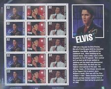 ELVIS PRESLEY Commemorative Sheet of 15 - MARSHAL ISLANDS Sc# 652, MNH -  E11
