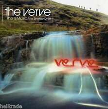 THE VERVE / THIS IS MUSIC - THE SINGLES 92-98 - CD * NEW & SEALED  * NEU *