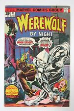 Werewolf by Night #32 First App of Moon Knight Hot Key Issue Marvel Comics
