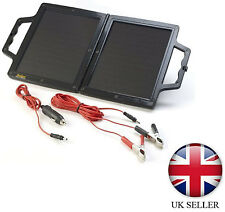 2 Watt 12V Solar Panel Trickle Car Battery Charger Free Delivery