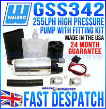 WALBRO 255 FUEL PUMP FITS TOYOTA CELICA GT4 GENUINE! ON SALE PROMOTION WITH KIT