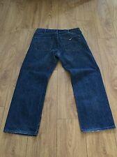 Armani Jeans W34 L29 Indigo Series 007