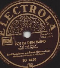 Fred Bertelmann singt : Die Perlentaucher von Santa Margerita