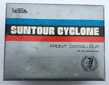 SunTour Cyclone Clamp-On Front Derailleur 1st Gen 3704 NOS Free Fast Shipping