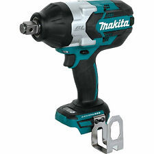 "Makita XWT07Z 18V LXT Brushless 3/4"" Square Drive Impact Wrench (Tool Only)  New"