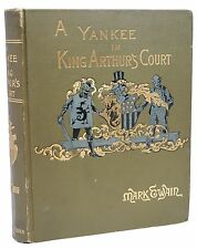 A Connecticut Yankee in King Arthur's Court First Edition Mark Twain 1st State