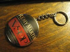 Remy Martin Keychain - Repurposed VSOP Cognac Ad Backpack Purse Clip Ornament