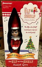 The Elf On The Shelf Musical Game A Christmas Tradition Elf Figure Ornament