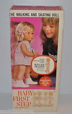 BABY FIRST STEP Original BOX for the DOLL Mattel 1964