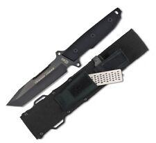 RUI  TACTICO Messer Fahrtenmesser mit G10 Griff  und  Nylonscheide 31799