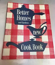 1953 Better Homes and Gardens New Cook Book 1st EDITION~5 Ring Binder~20 Tabs