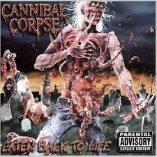 CANNIBAL CORPSE EATEN BACK TO LIFE SEALED CD NEW