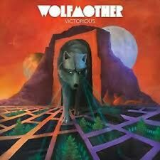 WOLFMOTHER - VICTORIOUS - DOWNLOAD + LP 180 GRAMMI - SIGILLATO