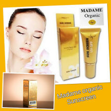 Madame Organic Sun Protection Facial Cream SPF30  PA+++ 10g. Sunscreen