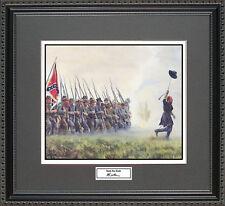 Mort Kunstler STEADY BOYS STEADY Framed Print Civil War Wall Art Gift