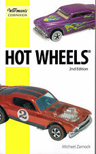 Warmans Hot Wheels 2nd Edition Companion Brand New Full Color Book Free shipping