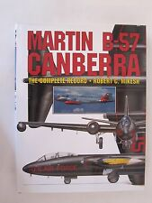 Martin B-57 Canberra:: The Complete Record, color & b/w photographs