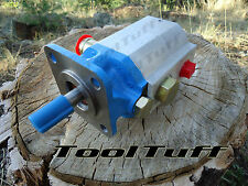 11GPM Hydraulic Log Splitter Pump, 2 Stage Hi Lo Gear Pump, Logsplitter, NEW