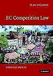 Law in Context: EC Competition Law by Giorgio Monti (2007, Paperback)