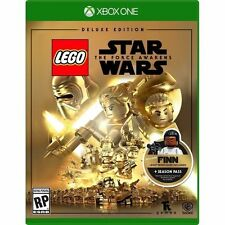 Xbox One LEGO Star Wars: The Force Awakens -- Deluxe Edition New Sealed