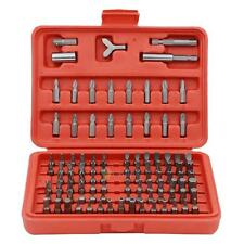 100X Security Metric Tamper Proof Phillips Torx Star Hex Key Screwdriver Bit Set