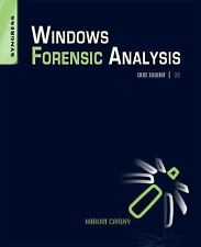 Windows Forensic Analysis DVD Toolkit, Second Edition (