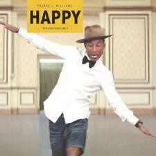 """Pharrell Williams - Happy (From Despicable Me) [New 12"""" Vinyl]"""