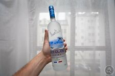 Grey Goose Empty Bottle